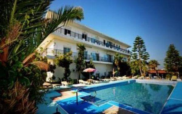 Řecko, oblast Kos, letecky, snídaně, ubytování v 3* hotelu na 8 dní