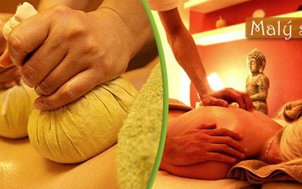 Tradiční tibetská masáž (60/90 min) pro jednoho i pár