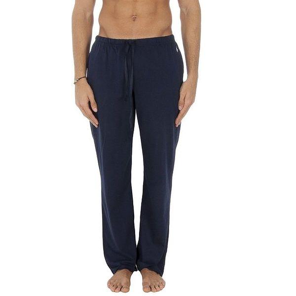 Pánské tmavě modré pyžamové kalhoty Polo Ralp Lauren