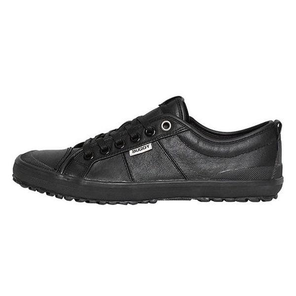 Pánské nízké kožené boty Buggy