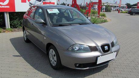 Seat Ibiza 1.4, klimatizace 2002