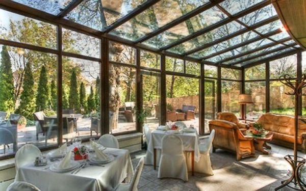 Pobyt v Budapešti pro dva v komfortním hotelu se snídaní a vstupem do sauny