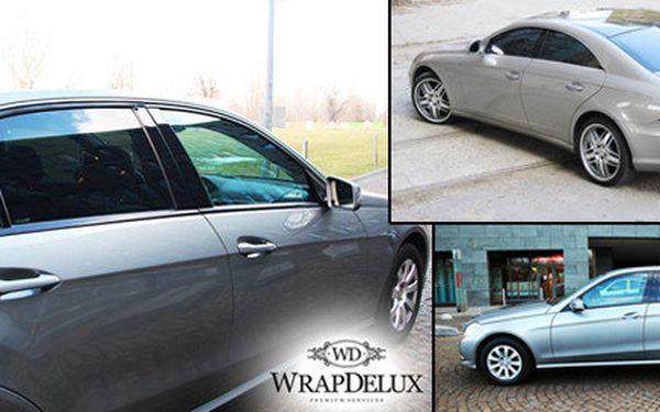 Léto se blíží - Aplikace okenních fólií Bruxsafol na váš automobil