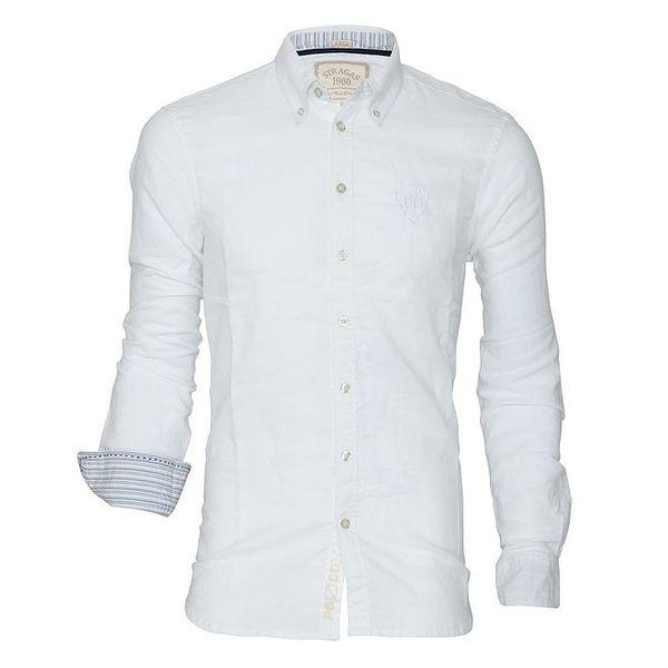 Pánská bílá košile Paul Stragas