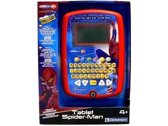 Clementoni 60201 - Tablet Spiderman