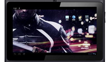 """Multimediálni zařízení SENCOR Element 7V3 má 7.0"""" s maximálním rozlišením 800×480 pixel"""