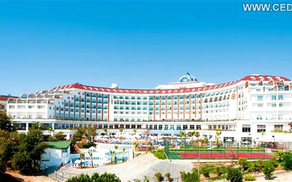 Hotel Side Prenses Resort, Turecká riviéra, Turecko, letecky, All inclusive