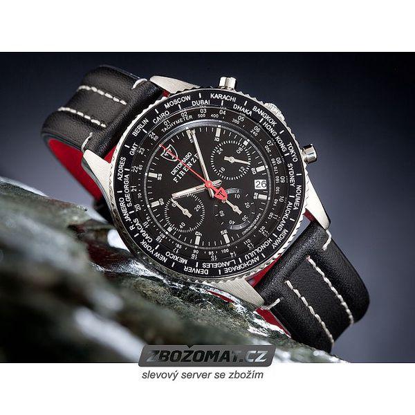 Pánské hodinky Detomaso Firenze - luxus každém detailu!