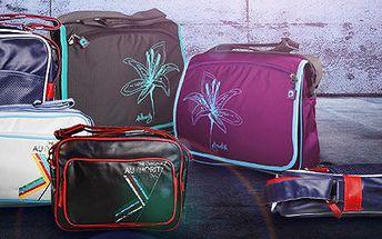 Tašky Authority do města i na výlet