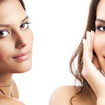 Kompletní letní kosmetické ošetření pleti