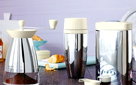 Mlýnek na kávu vybaven kvalitním keramickým mlecím mechanismem
