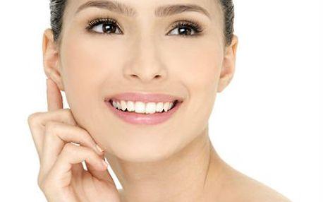Kosmetika s čištěním pleti ultrazvukovou špachtlí: 60 minut