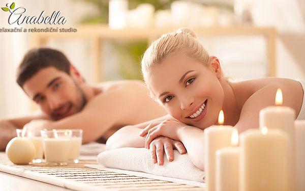 Hodinová párová masáž