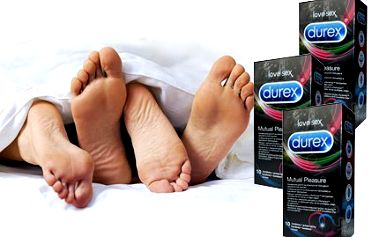 TOTÁLNÍ LETNÍ SLEVA: Nabité balíčky kondomů i vel. XXL