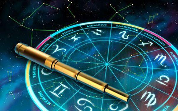 Astrologický rozbor osobnosti e-mailem se slevou 87 %