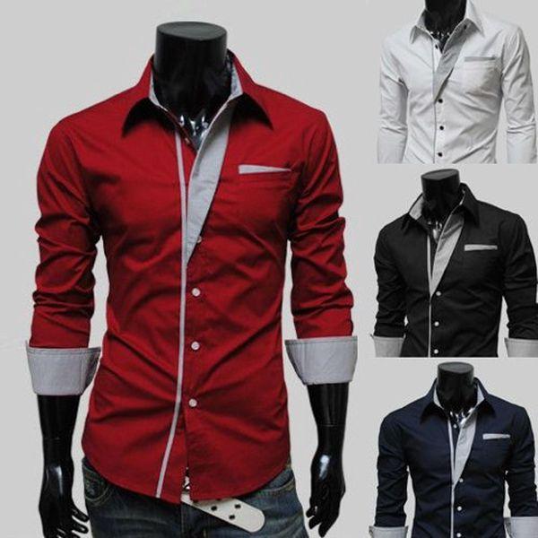 Pánská módní košile