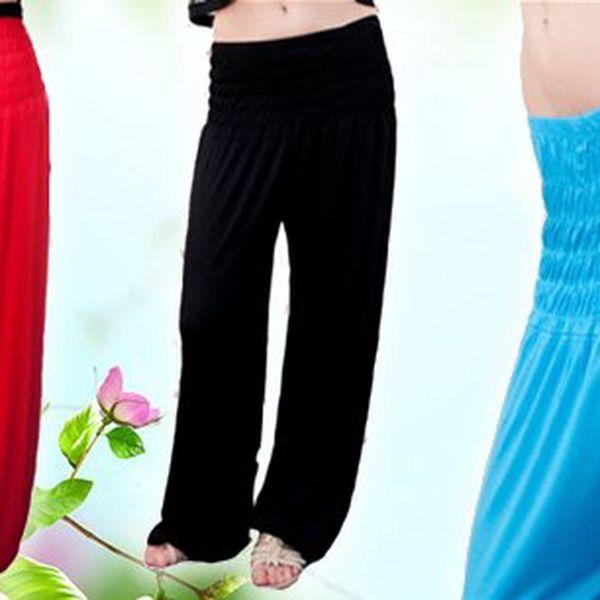 Hit léta - elegantní a vzdušné kalhoty vel. 36-46. Stačí si jen vybrat ze tří barevných variant.Široké nohavice jsou dole stažené do gumy, ve stylu orientální módy. Tyto kalhoty sluší štíhlé, ale i plnoštíhlé dámě.