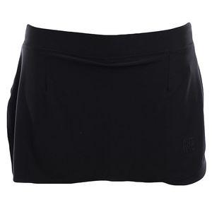 Dámské černé kraťasy se sukní Authority