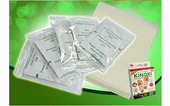 30 ks detoxikačních náplastí Kinoki za cenu, která nemá konkurenci! Uvolněte nežádoucí toxiny ve Vašem těle, zvyšte svoji energii, zbavte se stresu a bolesti hlavy!