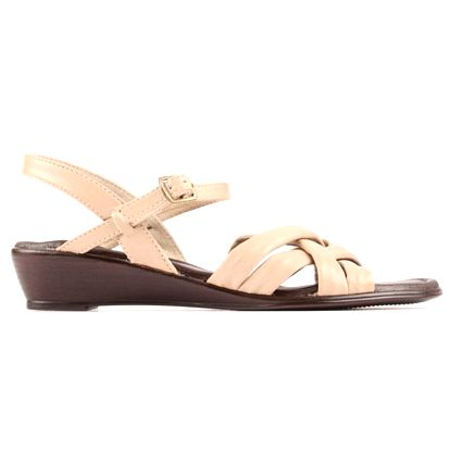 Dámské béžové sandálky Bel canto