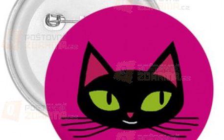 Placka Kočička a poštovné ZDARMA! - 21111969