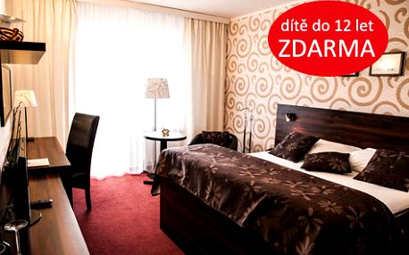 Nabitý wellness a relax pobyt v Parkhotelu Morris**** v Lužických horách