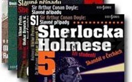 Slavné případy Sherlocka Holmese 1 - 5
