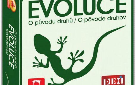 PEXI PX0001 - Evoluce - O původu druhů (společenská hra)