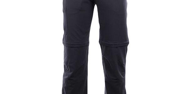 Dámské trekové antracitové kalhoty Authority
