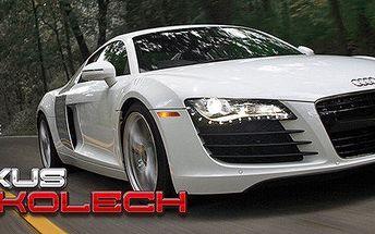 30 minut v žihadle Audi R8 4.2 FSI quattro