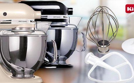 Legendární kuchyňský robot KitchenAid Artisan