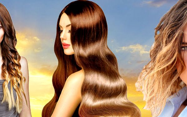 Oblíbené barvení vlasů metodou Ombre Hair za neuvěřitelnou cenu