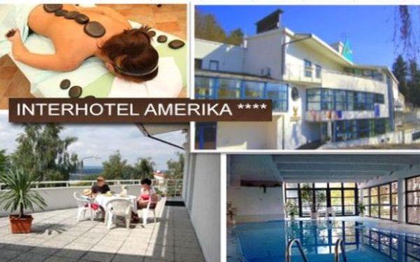 Kvalitní hotel v PÍSKU - 3 dny s bazénem a 1večeří pro 2 v Interhotelu Písek****