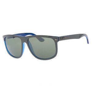 Pánské šedo-modré sluneční brýle Ray-Ban