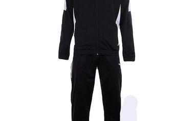 Pánský černý sportovní komplet Puma