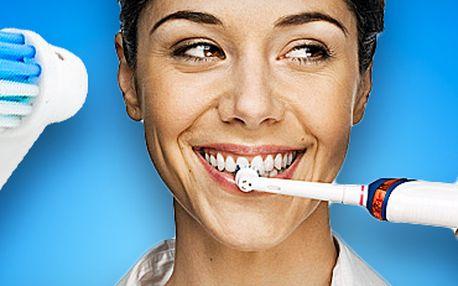 Univerzální náhradní hlavice na elektrické kartáčky Oral-B Precision Clean!