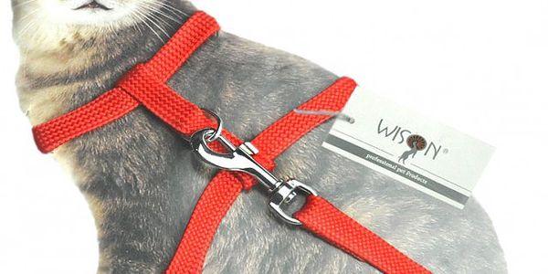 Nastavitelný postroj pro mazlíčky!