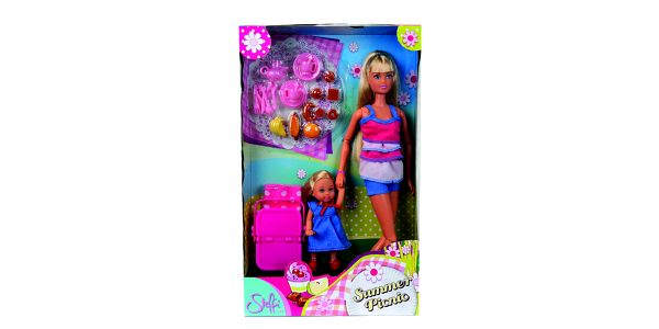 Simba S 5736579 - Panenka Steffi a Evička na pikniku