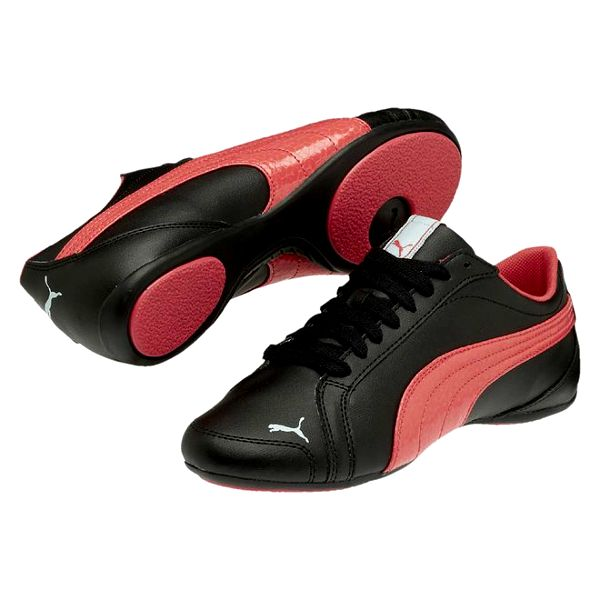 Dámské černé tenisky s barevnými prvky Puma