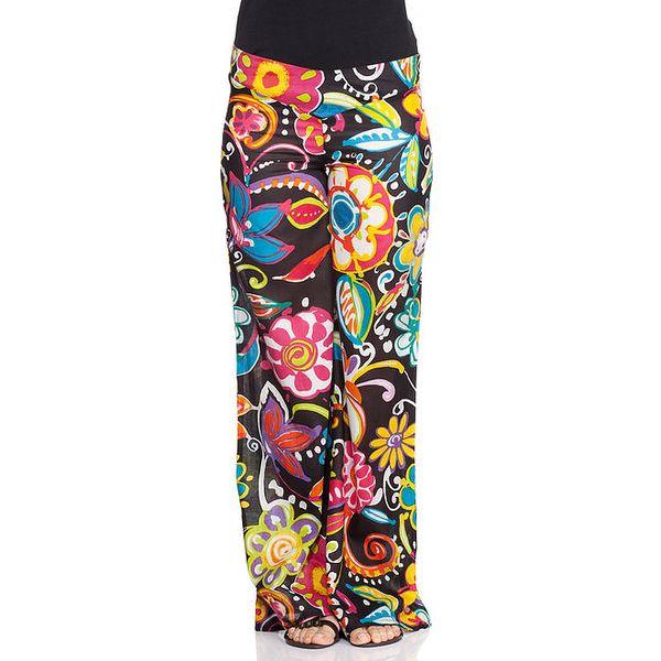 Dámské volné barevné kalhoty Janis