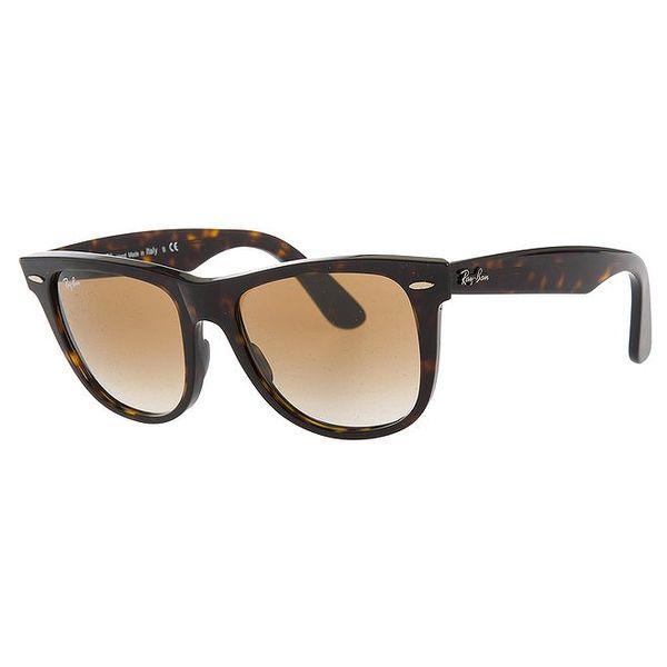 Vzorované sluneční brýle s antireflexní úpravou Ray-Ban