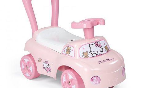 Smoby Odrážedlo Auto Hello Kitty