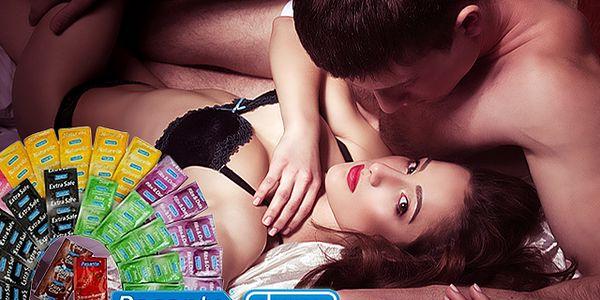 Kondomy Durex a Pasante s doručením zdarma