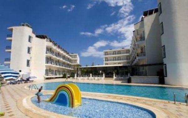 Turecko, oblast Kemer, letecky, all Inclusive, ubytování v 3,5* hotelu na 8 dní
