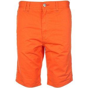 Pánské oranžové chino kraťasy Bench