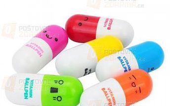 Propiska v podobě kapsle na léky a poštovné ZDARMA! - 21612169