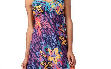 Dámské šaty s barevným potiskem Aller Simplement