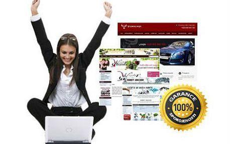 Vlastní E-shop s doménou, hostingem i SEO optimalizací!