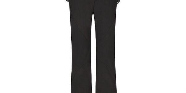 Dámské černé softshellové kalhoty Maier