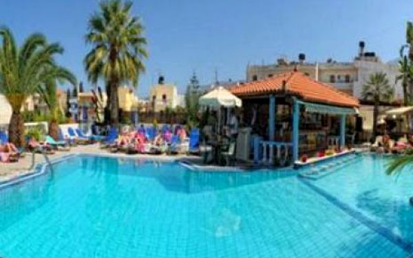 Řecko, oblast Kréta, letecky, snídaně, ubytování v 3* hotelu na 9 dní